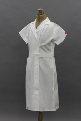 Dress, Red Cross; unknown maker; [?]; MT1998.154.3