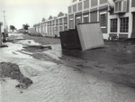 Photograph [Flood, Mataura Paper Mill, 1978] ; McDonald, Keith (Mr); 15.10.1978; MT2011.185.185