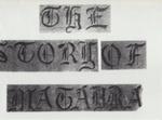 Scrapbook; [Mataura School Project 1958] ; Mataura School Pupils; 1958; MT2012.156