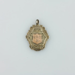 Medal, [7 a side rugby awarded to Hugh Brown McConnell]; unknown maker; 1920; MT2015.22.1