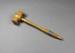 Gavel; unknown maker; 1900; MT2012.20.1