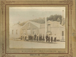 Photograph [Gardiner's Foundry, Mataura]; Blackley, George; 05.03.1898; MT2014.21