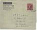 Letter, Aubrey Ledden (England) to Stanley White (New Zealand); Ledden, Aubrey; 07.08.1947; MT2013.12.9