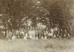 Photograph, [Linton Wedding,Tuturau, 1903]; Gerstenkorn, Karl Andreas (Invercargill); 30.12.1903; MT2011.185.442