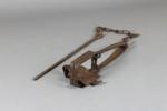 Rabbit trap; unknown maker; 1920-1950; MT2012.142