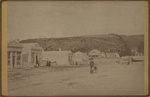 Photograph [Bridge Street, Mataura, early 1880s]; McEachen, J (Otago); 1881-1885; MT2011.185.119