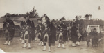 Photograph [Mataura Kilties Pipe Band]; unknown photographer; 1939; MT2011.185.343