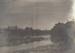 Photograph [Mataura River and Mataura Suspension Bridge]; Marsh; 1890-1900; MT2011.185.167