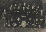 Photograph [Mataura School Boys Rugby Football Team, 1927]; Cotterell, H.R. (Harry); 1927; MT2011.185.279
