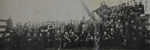Photograph [Mataura Freezing Workers, 1933]; unknown photographer; 1933; MT2011.185.393.1