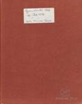 Minute Book, Red Cross, Mataura Sub-Branch; Club members (various); 1969-1978; MT2012.165.4