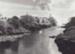 Photograph [Mataura River with the Mataura Freezing Works in the background]; McKelvie, Ian; 1988; MT2011.185.16