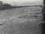 Photograph [Flood, Mataura Paper Mill, 1978] ; McDonald, Keith (Mr); 14.10.1978; MT2011.185.174