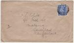 Letter, Aubrey Ledden (England) to Stanley White (New Zealand); Ledden, Aubrey; 03.02.1947; MT2013.12.7