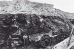 Photograph [Sleeman's coal/lignite pit]; unknown photographer; 1904-1907; MT2011.185.69