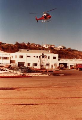 Photograph; a coloured photograph taken in 1984 sh...