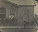 Photograph [Men and Boys outside Mataura Post Office]; unknown photographer; 1877-1915; MT2011.185.318