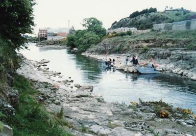 Photograph; a coloured photograph taken in 1989 sh...