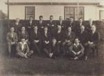 Photograph [Mataura Dairy Factory employees 1927-1928]; Mora Studio, The (Gore); 1928; MT2011.185.84