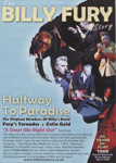 THE BILLY FURY STORY - LEAFLET ; MAR 2014; 201403NQ