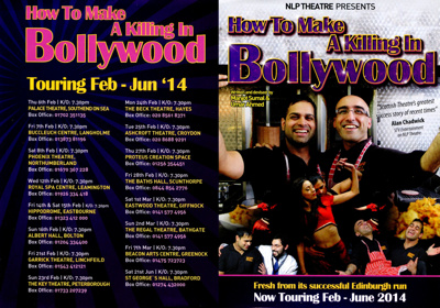 HOW TO MAKE A KILLING IN BOLLYWOOD - LEAFLET  ; FEB 2014; 201402NM