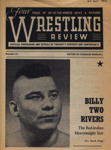 PROGRAMME WRESTLING BILLY TWO RIVERS; SEP 1963; 196309BC