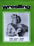 WRESTLING PROGRAMME THE GAY ONE; OCT 1978; 197810BE