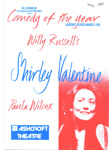 PROGRAMME THEATRE PAULA WILCOX; MAY 1989; 198905FC