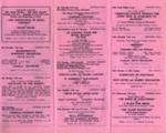 DIARY APRIL 1965; APR 1965; 196504BA