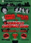 PAUL DANIELS PROGRAMME FAIRFIELD CHRISTMAS SHOW NOL; DEC 1978; 197812BE