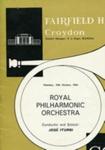 ROYAL PHILHARMONIC ORCHESTRA JOSE ITURBI; OCT 1964; 196410MA