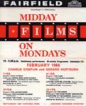FLYER FILMS CHARLIE CHAPLIN; FEB 1966; 196602BE