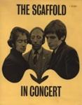 PROGRAMME THE SCAFFOLD; APR 1968; 196804BM