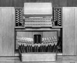 PHOTO CONCERT HALL ORGAN ; NOV 1962; 196211JE