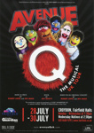 AVENUE Q - FLYER; JUL 2014; 201407NA