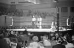 PHOTO FAIRFIELD WRESTLING MATCH; SEP 1966; 196609FJ