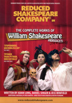 REDUCED SHAKESPEARE COMPANY - LEAFLET; FEB 2013; 201305NE
