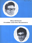 PROGRAMME ROY ORBISON FREDDIE AND THE DREAMERS WAYNE FONTANA; APR 1964; 196404BU