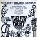 PROGRAMME NATIONAL YOUTH THEATRE TWELFTH NIGHT SHAK; SEP 1971; 197109BG