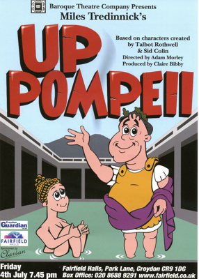 UP POMPEII - FLYER; JUL 2014; 201407NH