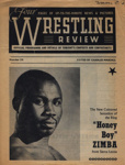 PROGRAMME WRESTLING NEW HONEY BOY ZIMBA; FEB 1964; 196402BC