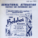 FLYER BALLET BOLSHOI FIRST FILM  AT FAIRFIELD; NOV 1962; 196211CJ