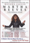 MARTHA REEVES - FLYER; APR 2014; 201404ND
