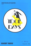 PROGRAMME MUSICAL IDOL DAYS CROYDON STAGERS; APR 1980; 198004FC