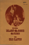 PROGRAMME DELANEY AND BONNIE ERIC CLAPTON; DEC 1969; 196912BE