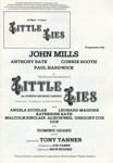 LITTLE LIES PROGRAMME - THEATRE 