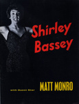 PROGRAMME SHIRLEY BASSEY MATT MONRO; APR 1963; 196304BG
