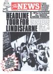 PROGRAMME MUSIC LINDISFARNE; SEP 1979; 197909FG