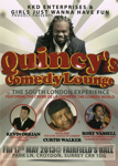 QUINCY'S COMEDY LOUNGE - LEAFLET; FEB 2013; 201305ND