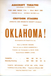 FLYER CROYDON STAGERS OAKLAHOMA; MAY 1965; 196505BE